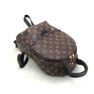 Louis Vuitton Palm Springs PM %100 genuine leather